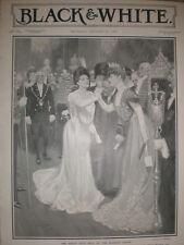 Londres alcalde final del plazo mansión Bola Walter Vaughan Morgan 1906