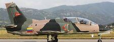 K-8 Karakorum Venezuela AF Hongdu Airplane Mahogany Kiln Wood Model Small New