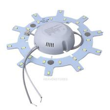 12W LED White Celling Octopus Round LED Kitchen Recessed Panel Down Light Lamp