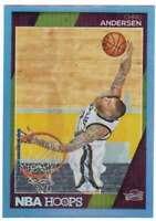 2016-17 Panini NBA Hoops Silver Parallel /99 #183 Chris Andersen Cavaliers