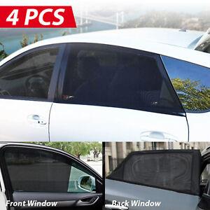 Almencla 58cm Car Sunshade Sunblind Window Roller Blind Sun Shade For Kid Child Baby