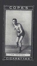 COPE - BOXERS (1-25) - #25 JIM DRISCOLL