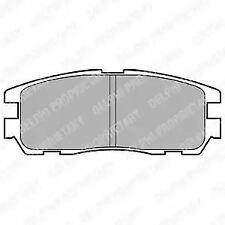 BRAKE PADS Rear Axle Delphi LP965
