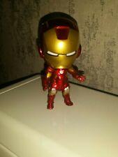 "Ironman Pop Funko 4"" Action Figure Used Rare Marvel Dc comics superhero"