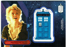 Doctor Who Topps 2015 Tardis Patch Card Astrid Peth RED Parallel #17/25