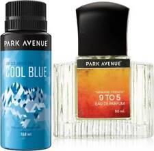 Park Avenue Cool Blue Deodorant ,9 to 5 EDP Combo Set