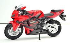 Honda CBR 600 R Red-Black 1:12 From NewRay Motorcycle Model