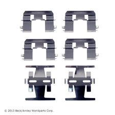 Disc Brake Hardware Kit Front BECK/ARNLEY 084-1415