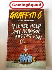 Graffiti 6 PB Book, Supplied by Gaming Squad