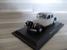 1/43 - Citroën Traction 22 Berline 1934 (V8) - No Box
