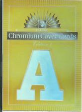 Playboy Chromium Cover Cards Edition 1 Refractor Card # R63