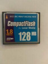 SanDisk Compact Flash