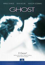 DVD - GHOST / SWAYZE, MOORE, GOLDBERG, PARAMOUNT