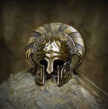 Spartan helmet WARRIOR SPARTA BEAD Lanyard Knife Torch  Paracord Cord tool K26
