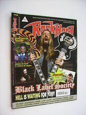 ROCK HARD #10/2006 - BLACK LABEL SOCIETY - CRADLE OF FILTH - DREAM THEATER
