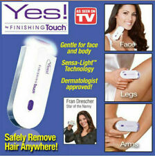 Yes Finishing Touch Hair Remover Pro & Epilator Instant & Pain Free 2 in 1 - UK