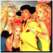 17853 KID CREOLE AND THE COCONUTS  THE SEX OF IT
