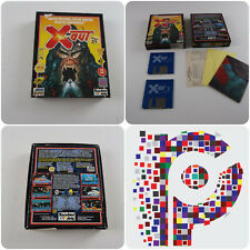 X-Out + Poster a Rainbow Arts Game for the Atari ST tested & working