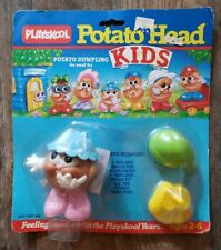 Vintage 1986 Potato Head Kids - Potatoe Dumpling NOS