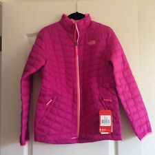 NWT! THE NORTHFACE THERMOBALL JACKET! GIRLS 12-14 $120.00 MUST SEE!!