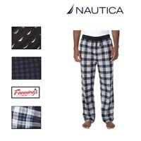 SALE! Nautica Men's Super Soft Pajama Pants Bottoms MANY SIZES AND COLORS B11