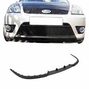 Pour Ford Fiesta 6 VI 7 VII MK7 Spoiler Avant Lèvre de Tasse Aileron