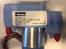 Parker D773-11 / BTC-11S Diaphragm Pump