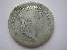 Italian States, Naples and Sicily 1813 silver Lira, F.