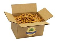 Bulk Almonds Raw Whole Natural Fresh Premium Steam Pasteurized 3 pounds - 15 lbs