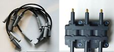 2001-10 Caravan/Voyager/Town&Country 6 Ignition Wires & 1 COIL PACK NEW