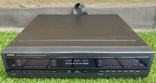 Vintage AIWA STEREO GRAPHIC EQUALIZER SPECTRUM ANALYZER GE- D9 -Tested & Working