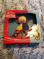 Schylling Balancing Jester Toy, New In Box