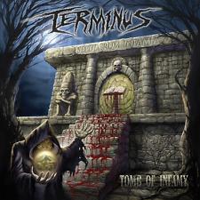 TERMINUS - Tomb Of Infamy (US 90's DEATH/THRASH METAL*OBITUARY*MORGOTH*ASPHYX)