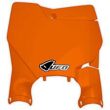 KTM Plaque d'immatriculation Orange Stadium SX SXF SX-F 125 150 250 350 450 16