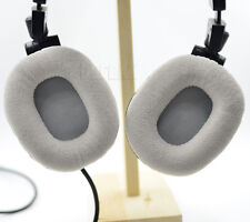 Gray Velour cushion Ear pads for Audio technica ATH-M50 M50S M50X M40 M40S M40X