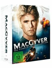 Complete Box Set Macgyver 1985 - 1992 the Complete Tv Series 38 DVD Box Mcgyver