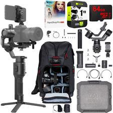 DJI Ronin-SC 3-Axis Handheld Gimbal for Mirrorless Cameras Pro Combo Creator Kit