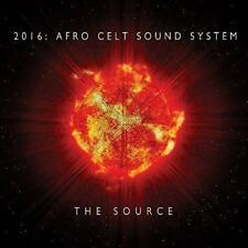 Afro Celt Sound System - The Source (NEW CD)