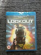 Lockout (Blu-ray, 2012) UK Blu-ray