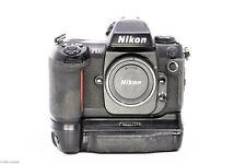 nikon f100 35 Film Camera  body with mb15 motor