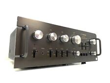 TECHNICS SU-8600 Stereo Integrated Amplifier 146 WRMS Vintage 1976 GOOD LOOK
