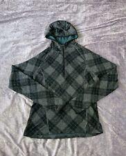 IBEX Merino Wool Hoodie Sweatshirt Jacket Women's L