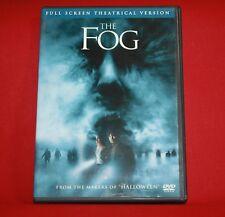 THE FOG (Full Screen) DVD, SELMA BLAIR, TOM WELLING ~HORROR MOVIE ~DVD + CASE