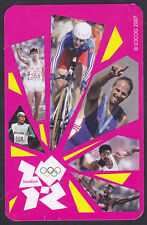 Olympic Games 2012 London Single Swap Playing Card