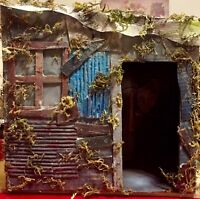 Handmade Jason Voorhees Shack (SHACK ONLY!), Friday The 13th,Crystal Lake Cabin