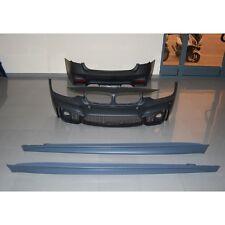 Kit estetico completo paraurti minigonne sottoporta bmw serie 3 f30 2011> M4