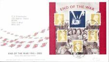Briefmarken aus Großbritannien mit Ersttagsbrief-Erhaltungszustand