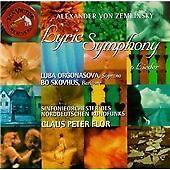 "CD RCA VICTOR RED SEAL 090266811120 Zemlinsky ""Lyric Symphony"" Claus Peter Flor"