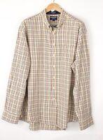 GANT Herren Mitternacht Twill Regular Fit Hemd Größe 3XL (XXXL) BAZ106