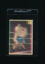 1955 Parkhurst Wrestling #94 Yvon Robert Ghost Image EXMT beautiful awa champ